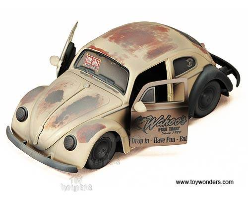 Volkswagen Beetle For Sale Hardtop 1:24 Scale