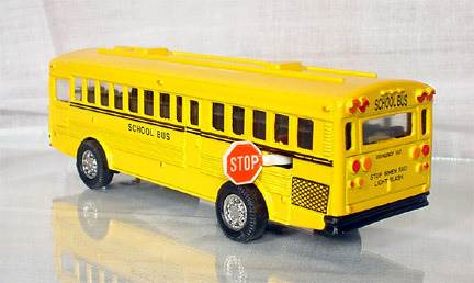 Metro School Bus by JUL