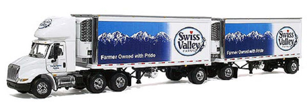 Swiss Valley - International 8600 Toy Truck