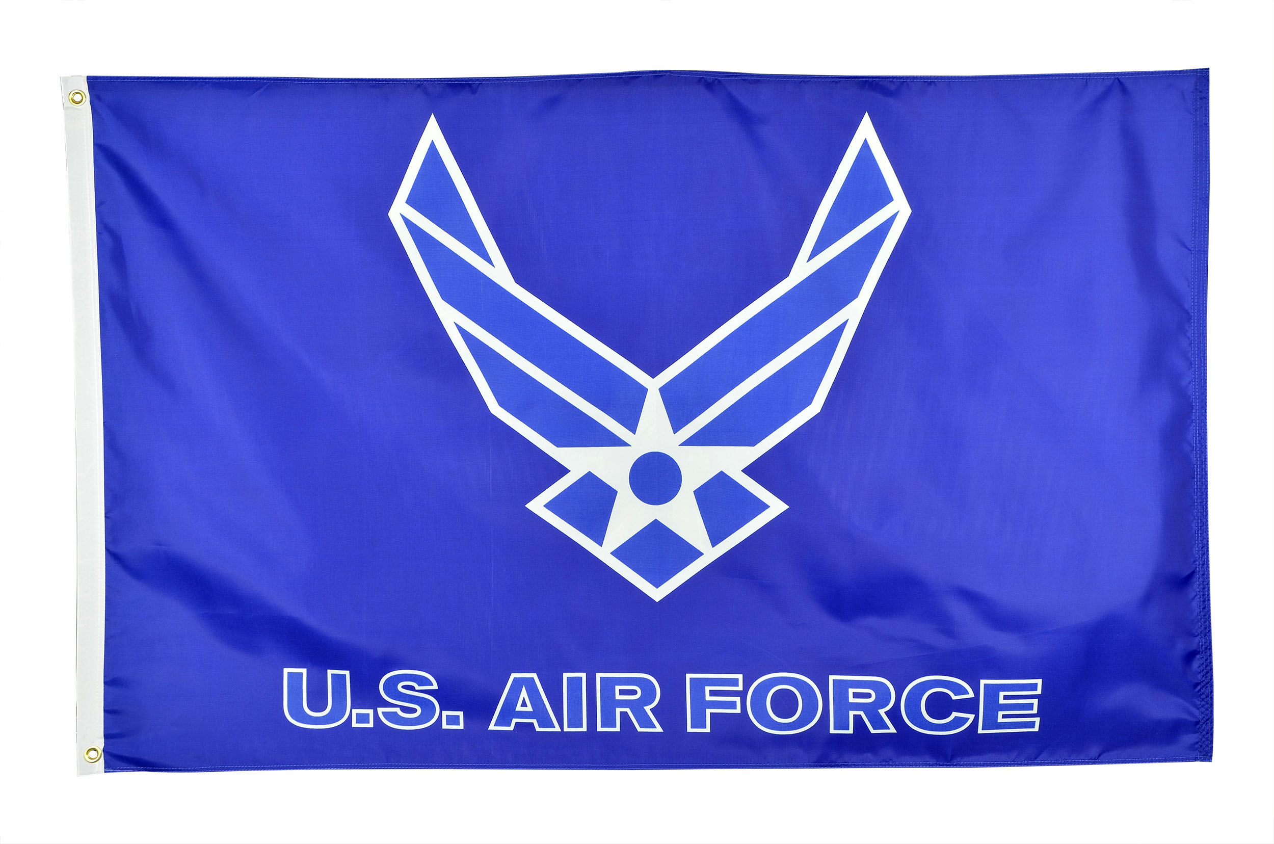 US Air Force Flag 3 X 5 ft- Heavy Duty Nylon US Armed Force Flag - 210D Quality Oxford Nylon
