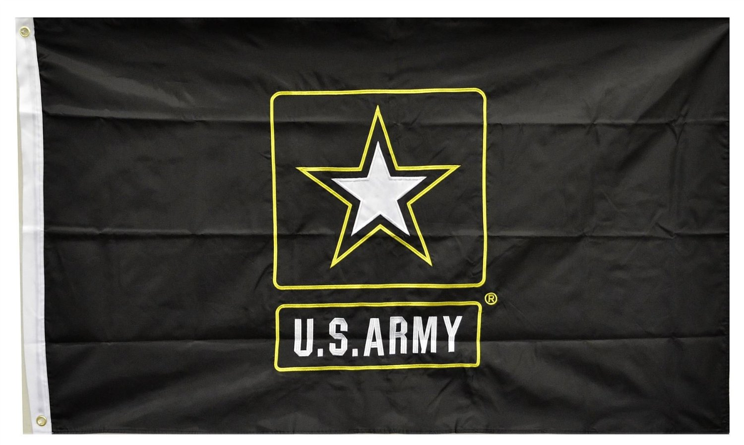 US Army Flag 3 X 5 ft- Heavy Duty Nylon US Armed Force Flag- :210D Quality Oxford Nylon...