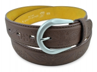 BB-Belt-528-Brown/Large