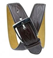BB-Belt-6616-Brown/Large