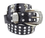 BB-Belt-L112-Black/Large