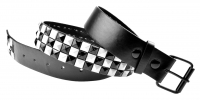 BBT-BELT-7003-Black-White/L