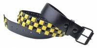BBT-BELT-7003-Black-Yellow/S