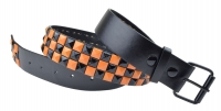 BBT-BELT-7006-Black-Orange/L