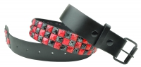 BBT-BELT-7006-Black-Red/XL