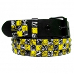BBT-BELT-7006-Black-Yellow/L