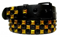 BBT-BELT-7801-Black-Gold/S