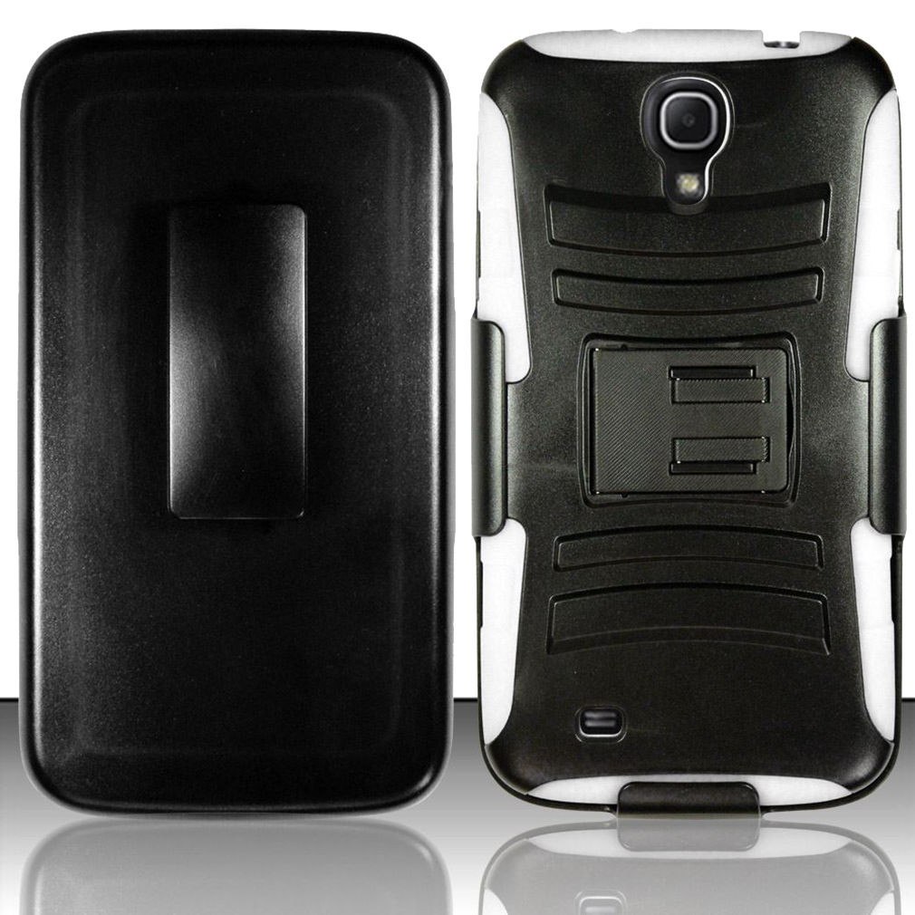 Heavy Duty Armor for Samsung Galaxy Mega 6.3 (Sprint)