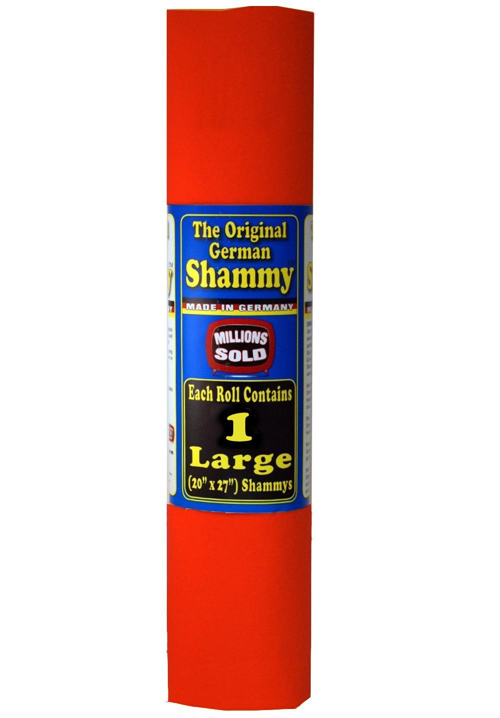Red Shammy - 1