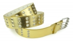 BBT-BELTS-805-Gold/Large