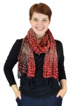 NYW-SCARF-LSJY17-RED