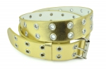 BBT-BELT-3039-Gold/Large