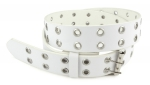 BBT-BELT-3039-White/Large