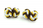 FG-CUFF-KJ533-DarkBrownYellowWhite