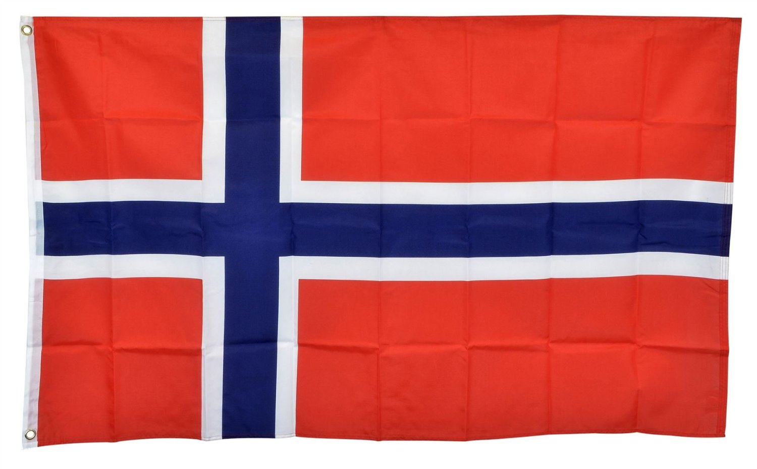 Shop72 Printed Polyester Flags - National Countries - 100D-3X5 - Norway