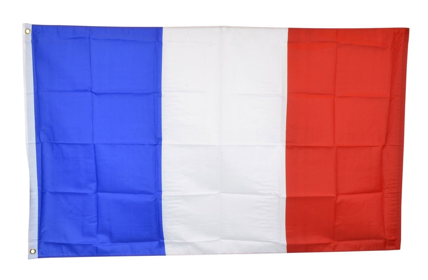 Shop72 - High Quality Printed Polyester Flags - National Countries - 100D-3X5 - FRANCE