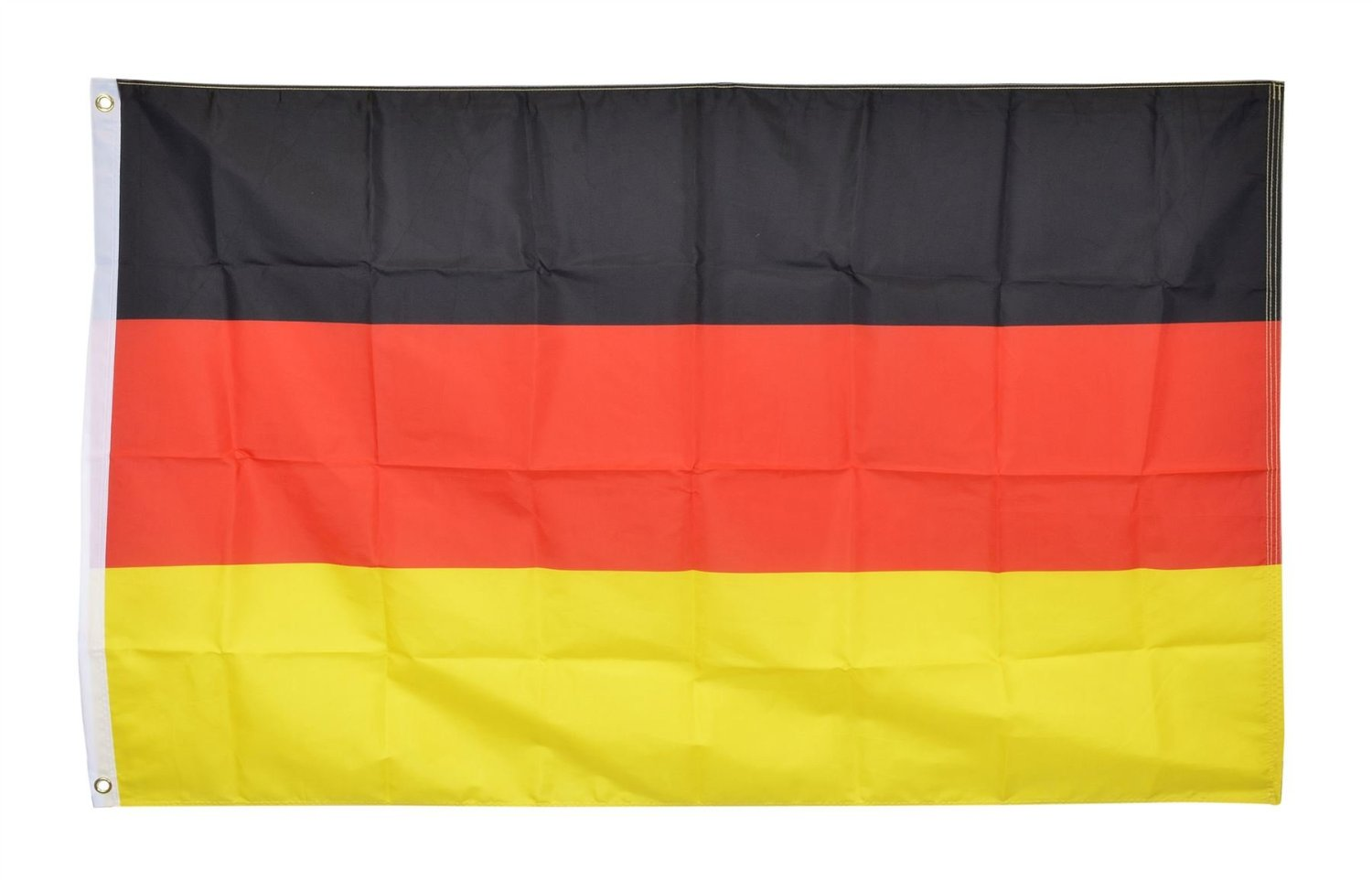 Shop72 - High Quality Printed Polyester Flags - National Countries - 100D-3X5 - GERMANY
