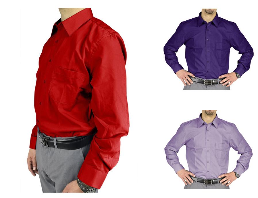 Moda Di Raza- Men Slim Fit Shirt Casual Formal Shirt -Office Shirt -Dress Shirt