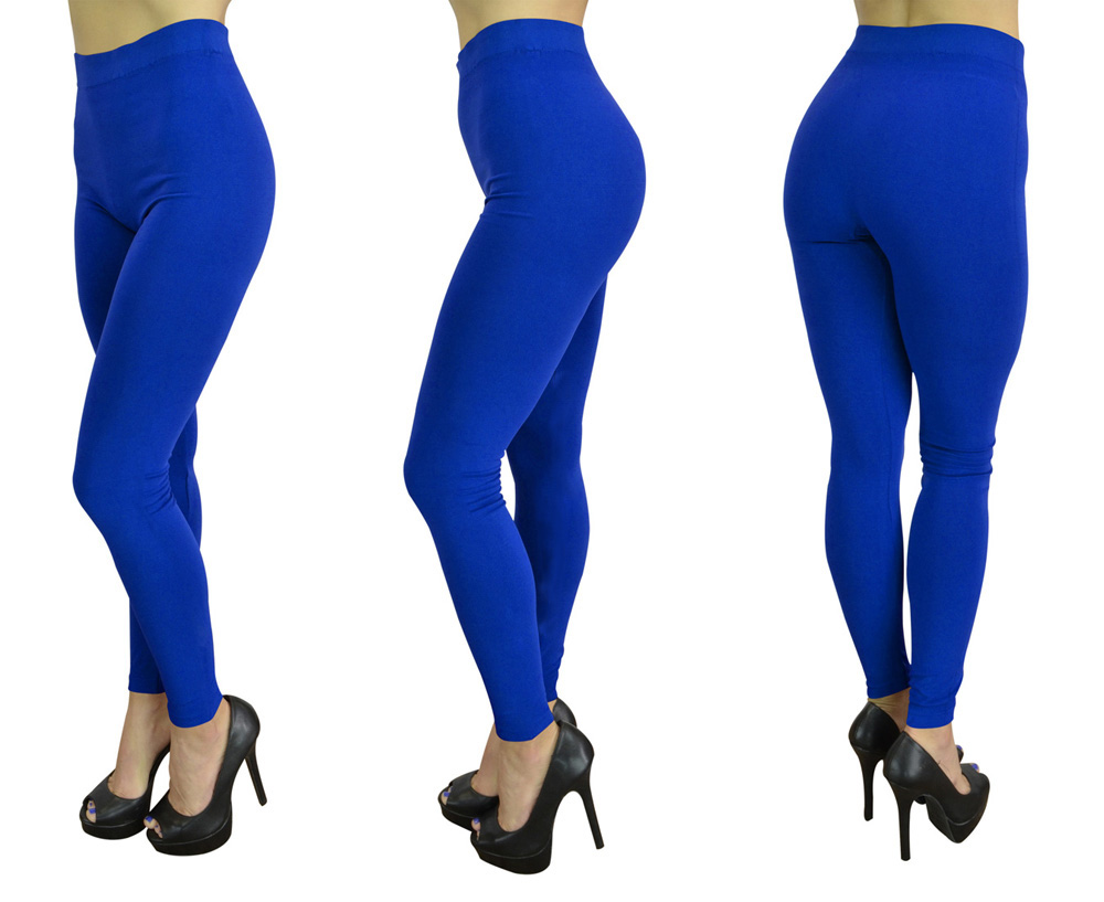 High Waist Leggings for Women Fashion, Gym, Yoga or Casual Purpose- Trendy Colors
