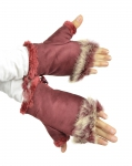 NYW-GLOVES-FINGERLESS-30502-BUR