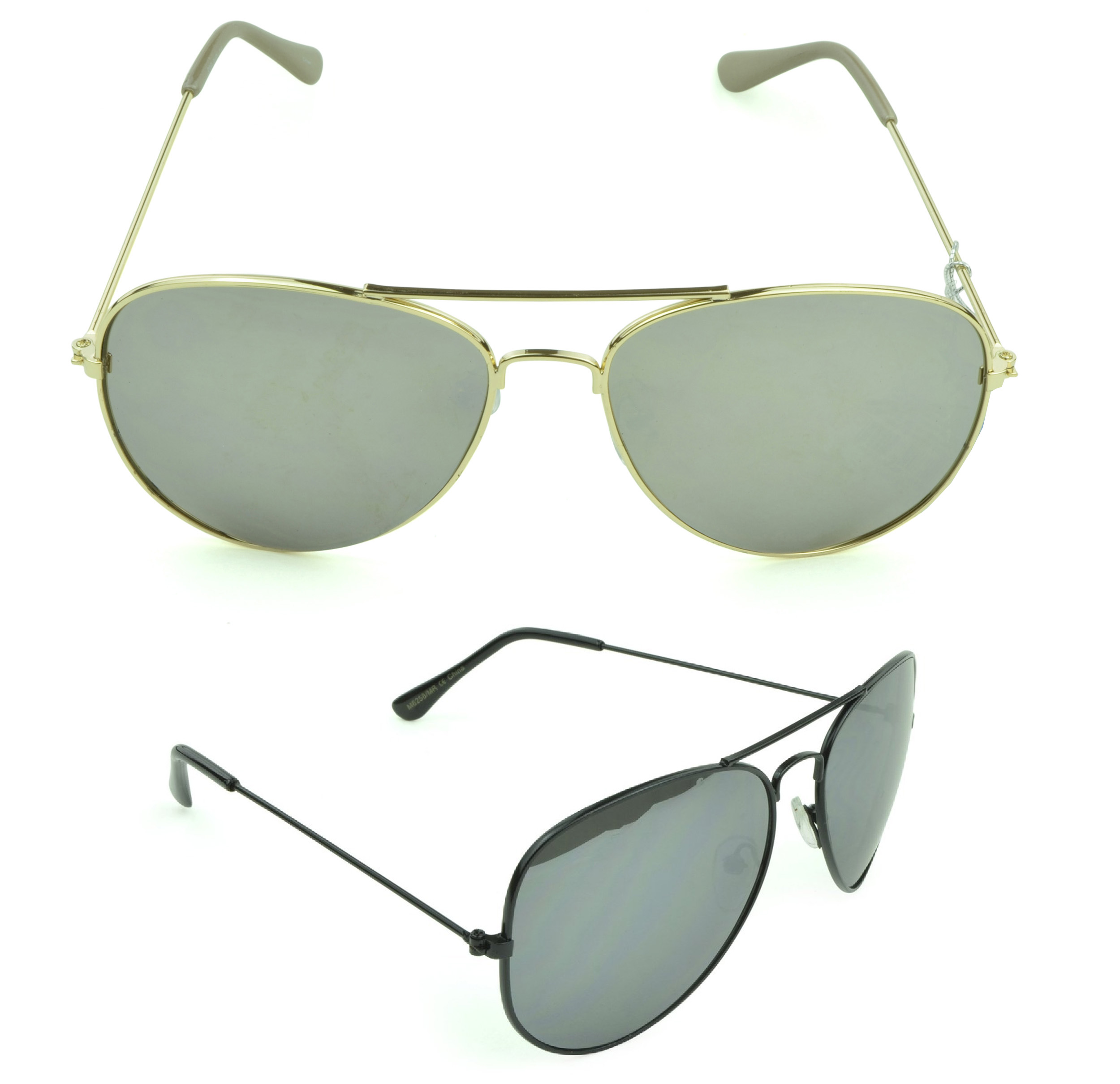 BD- Trendy Classic Aviator Sunglasses Men / Women Sunglasses 100% UV Protection