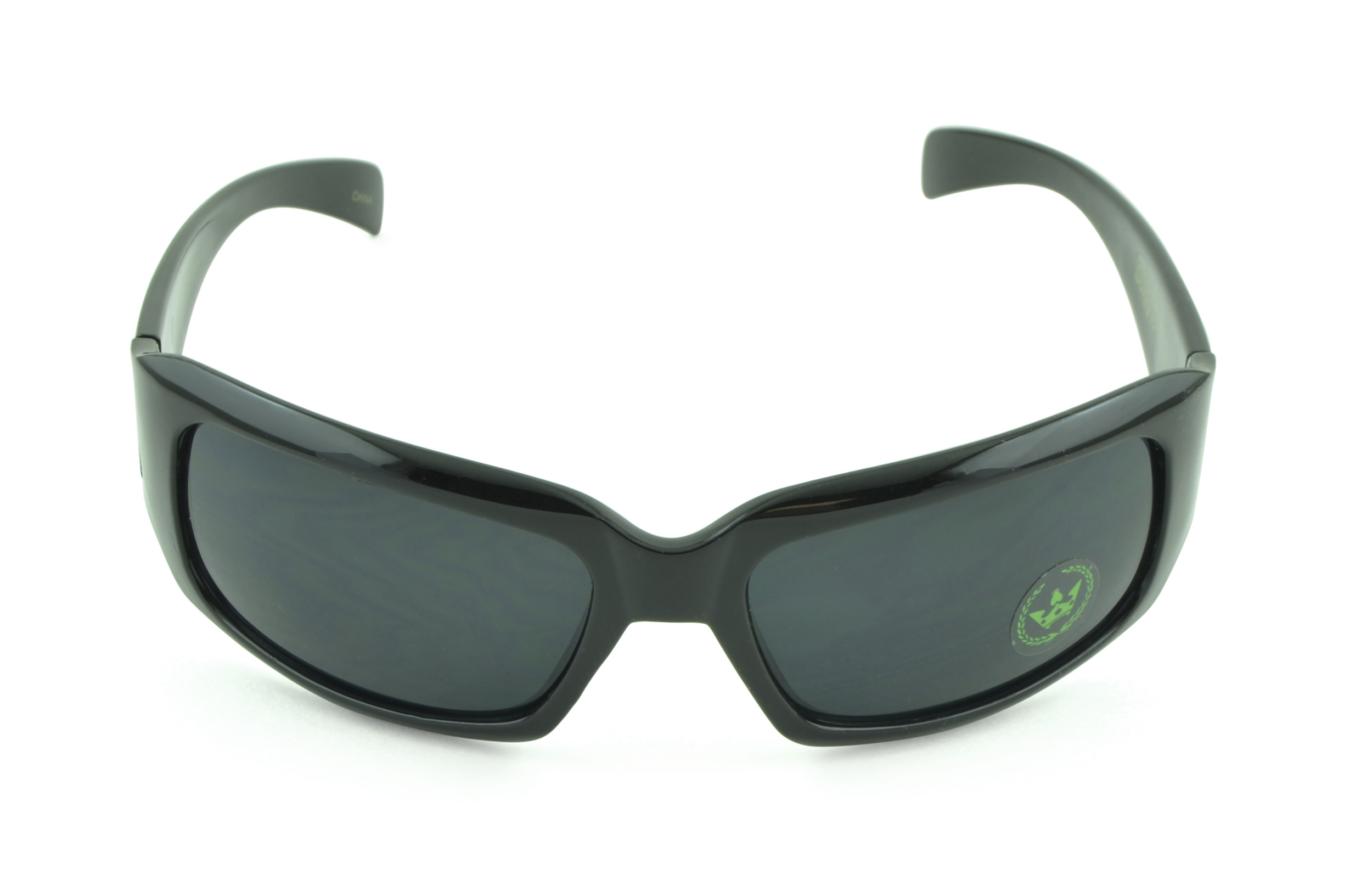 Belle Donne- Gangster Sunglass Hardcore Dark Lens Sunglasses Men Women - Black