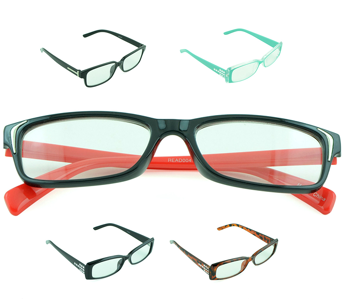Belle Donne - Stylish and Comfortable Women's Reading Glasses- Assorted Colors