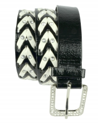 BB-Belt-A115-Black/Large