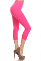 YL-Leggings-SML518SD-Fuchsia