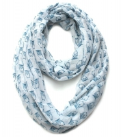 NYW-INFINITY-JS627-White-Blue