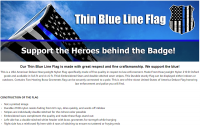 ZZ-Flag-Nylon-BlueLine