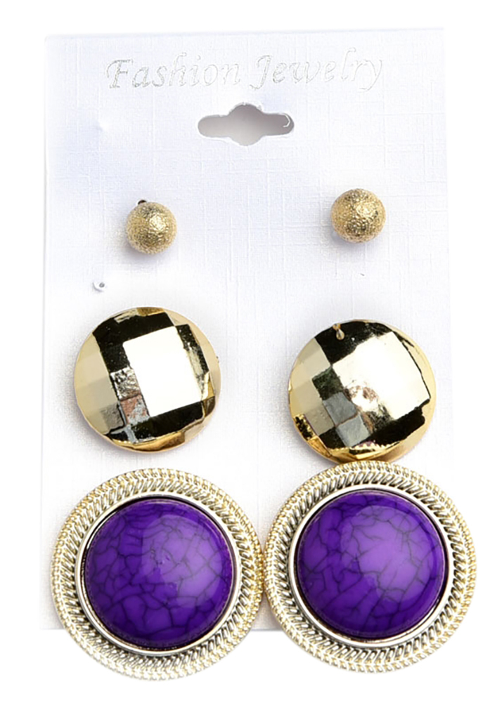 Belle Donne Earring Drop n Dangle For Girls / Women Ear Ring Jewelry Sets -