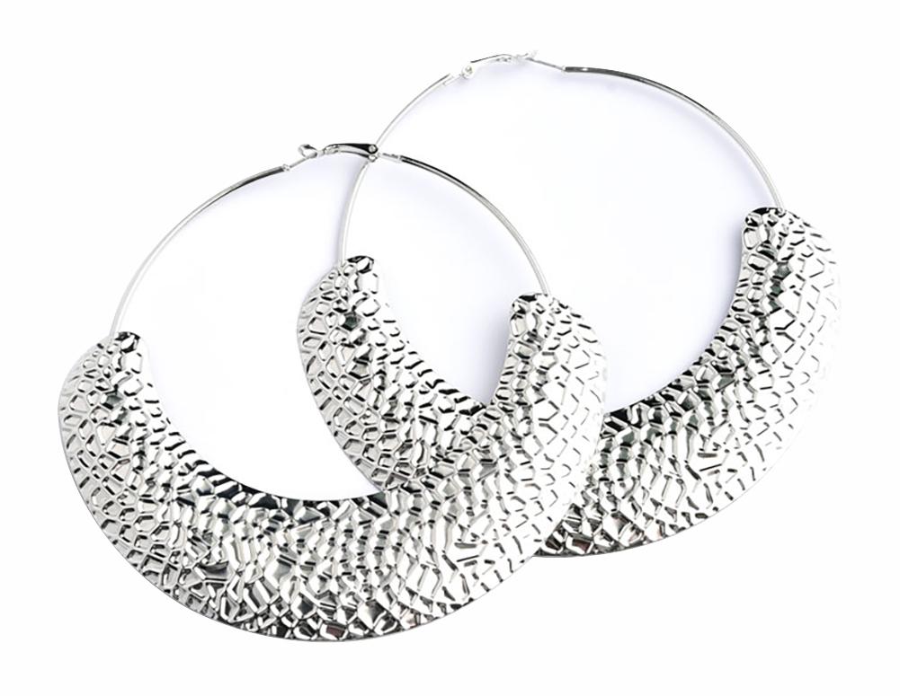Hoop Design Earring