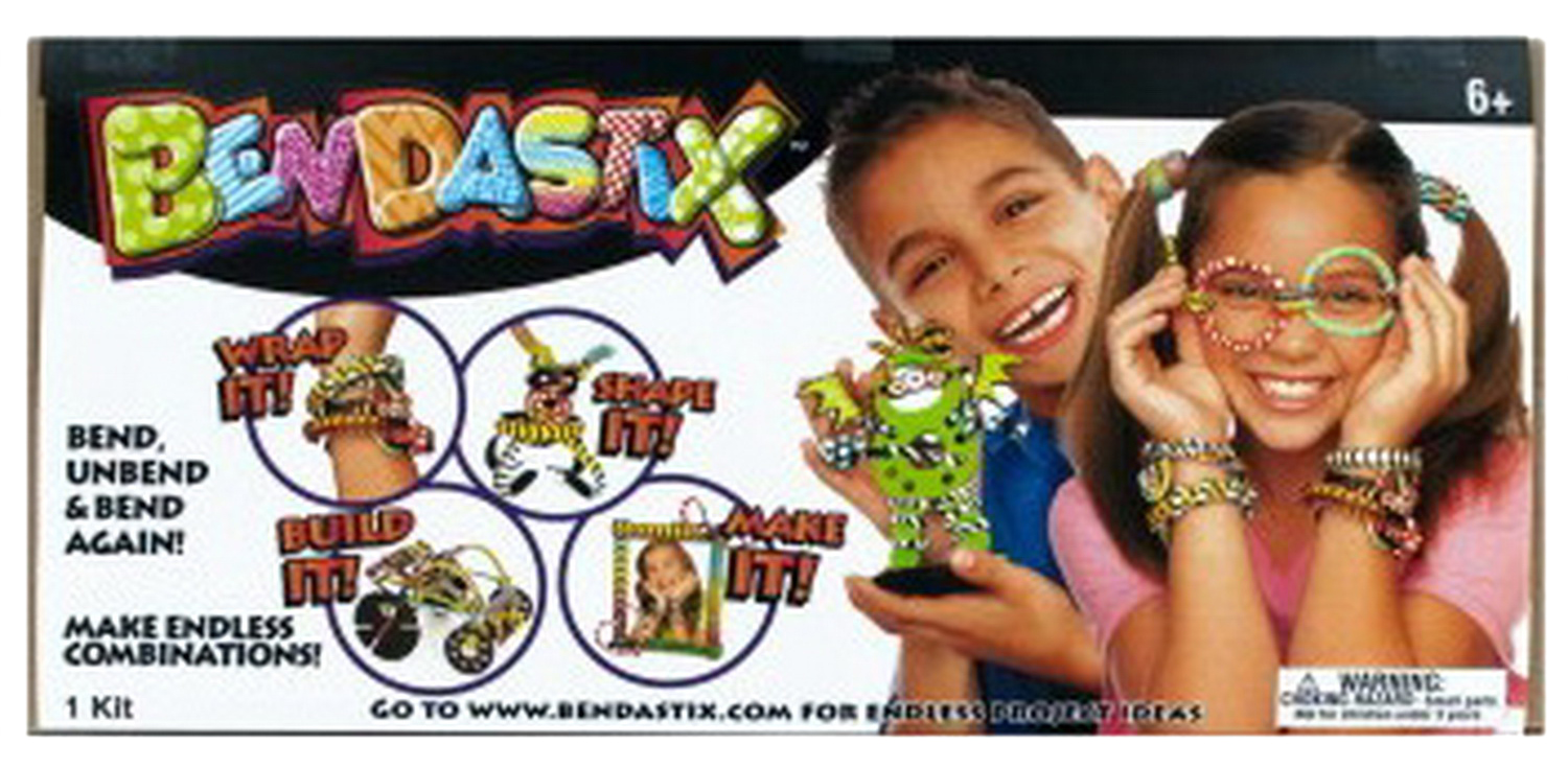 Bendastix Bend & Build Craft Kit