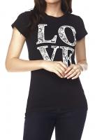 2NE1-WGTSHIRT-U-A2391-LOVE-BLK-S