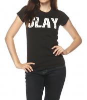 2NE1-WGTSHIRT-U-SLAY-BLK-S