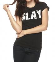 2NE1-WGTSHIRT-U-SLAY-BLK-M