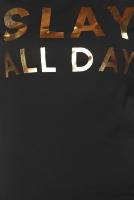 2NE1-WGTSHIRT-U-SLAY-ALLDAY-BLK-M