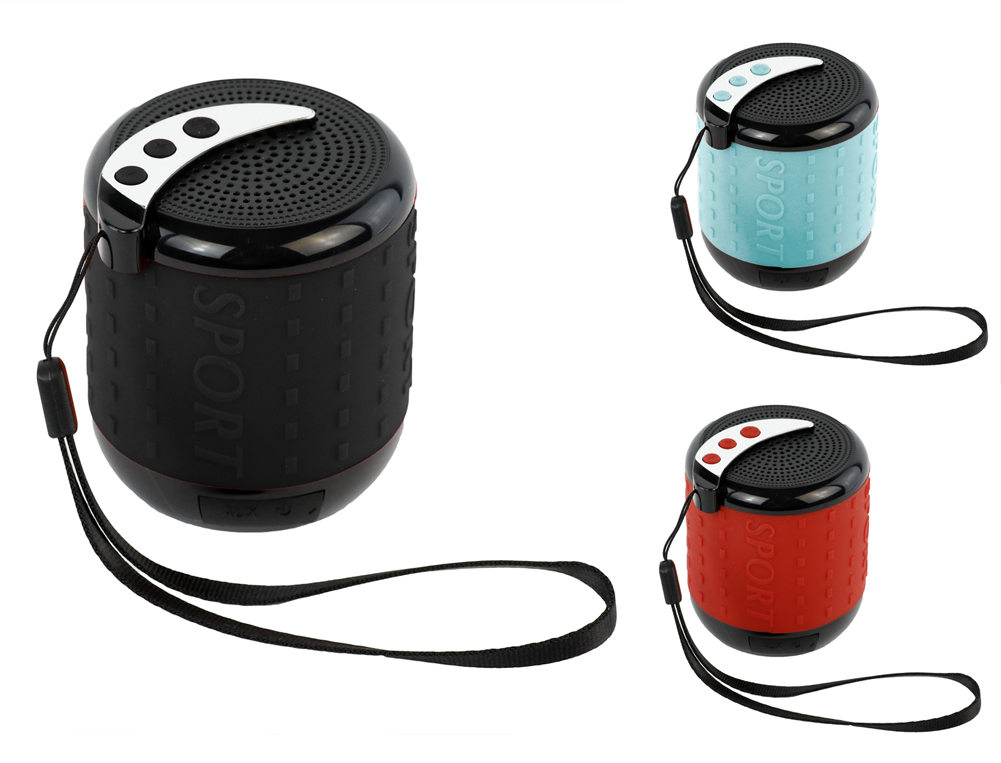 SoundLogic BOOM Rechargeable Bluetooth Speakers Portable Outdoor Speaker System