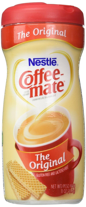 Coffee Mate Powdered Creamer 11 OZ, Original