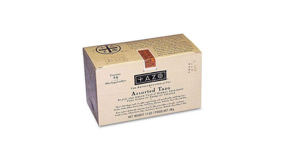 Tazo Assorted Tea - 24 pack