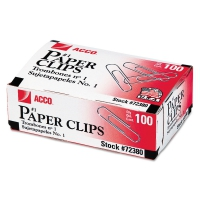 ACCO-PAPERCLIPS-ACC72380-PK6