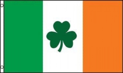NI-IRELANDCLOVER
