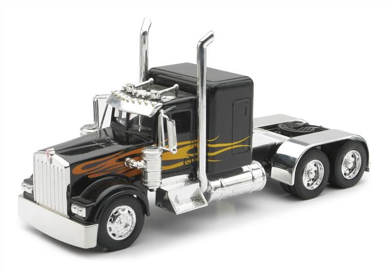 Diecast Custom Truck Cab