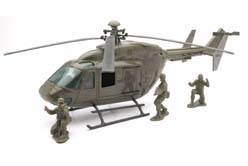 New Ray 1/32 Glorious Mission Military Playset Asst. by New Ray
