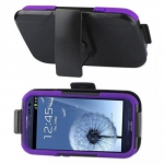 RKO-CELL-SLCPC09-SAMI9300BKPP-Black/Purple