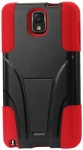 RKO-CELL-SLCPC12-SAMNOTE3RDBK-Red-Black